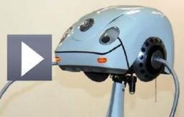 Communication de la stratégie : Volkswagen Brésil utilise un robot !